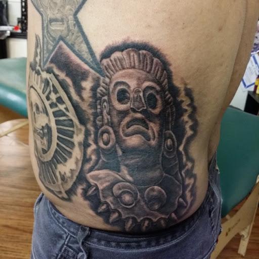 Este chefe asteca