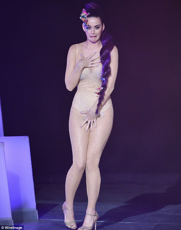 Nude Katy Perry 18