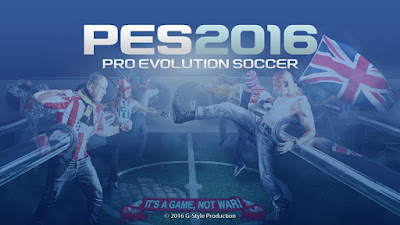 PES 2016 Graphic Menu Style by G-Style