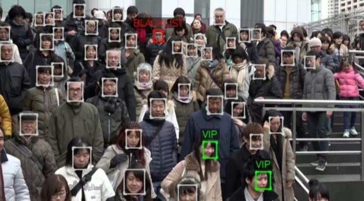Citizens In China Will Have To Scan Their Faces To Access The Internet