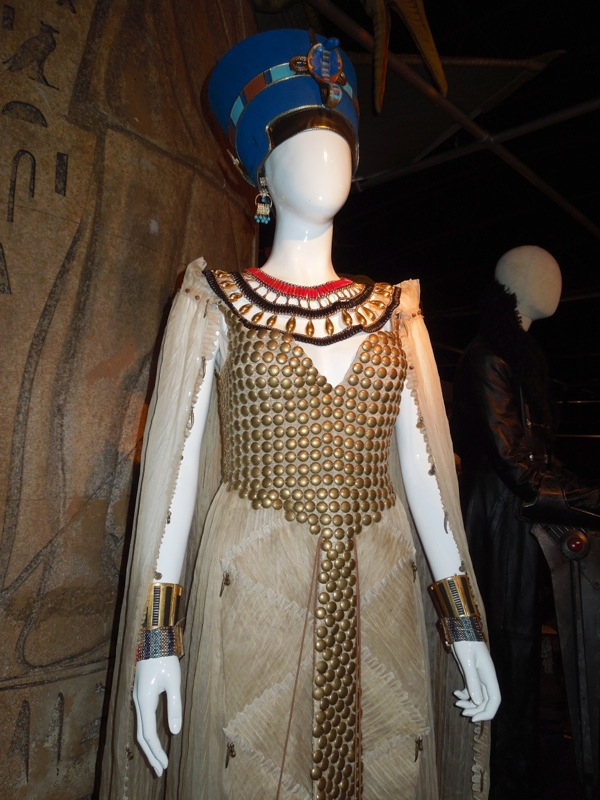 Queen Nefertiti costume Doctor Who