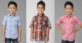 Model Pakaian Anak