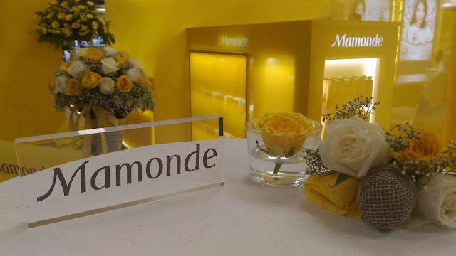 INSPIRED BY FLOWERS WITH MAMONDE IN AEON 1 UTAMA