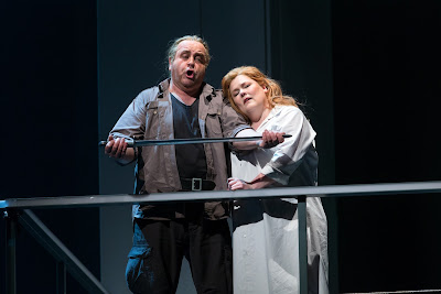Wagner: The Ring - Gotterdammerung - Thomas Mohr, Christiane Libor - Oper Leipzig (photo Tom_Schulze)