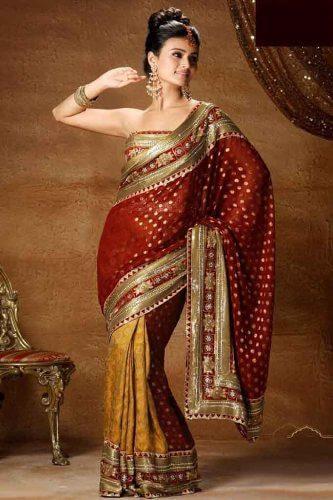 Royal Tant Benarasi Saree