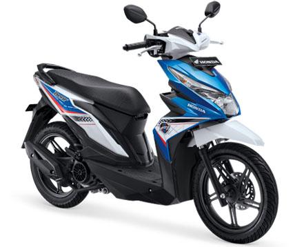 Spesifikasi Dan Harga Motor All New Honda BeAT eSP Terbaru