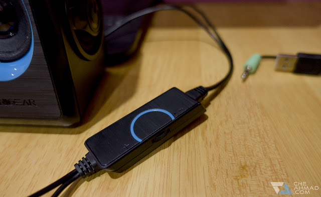 Ulasan Sonicgear Quatro 2 USB Speaker dari Lazada