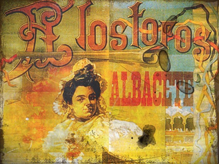 CARTELES CON HISTORIA: AÑO 1905, LA VARA PARTIDA