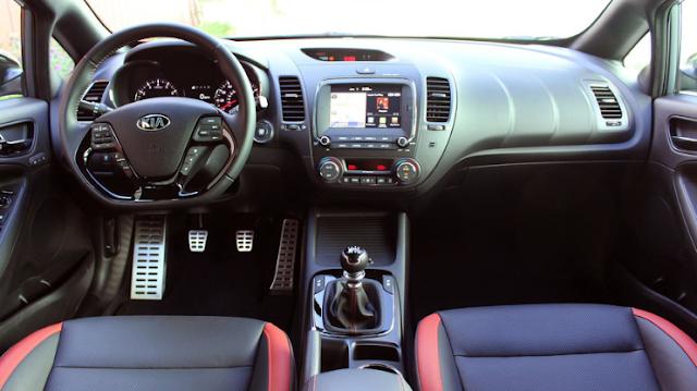 2017 Kia Forte5 SX Turbo Manual Review
