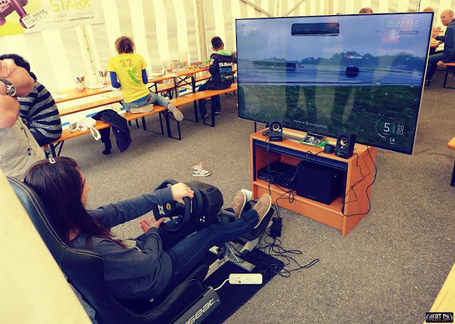 autorennen simulator