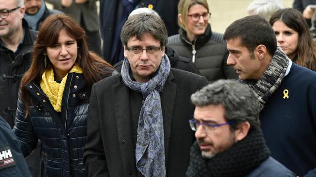 Puigdemont denuncia 'fraude' si no lo dejan investir a distancia