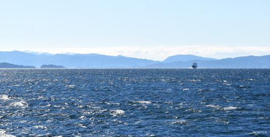 Das offene Meer - einfach nur schön