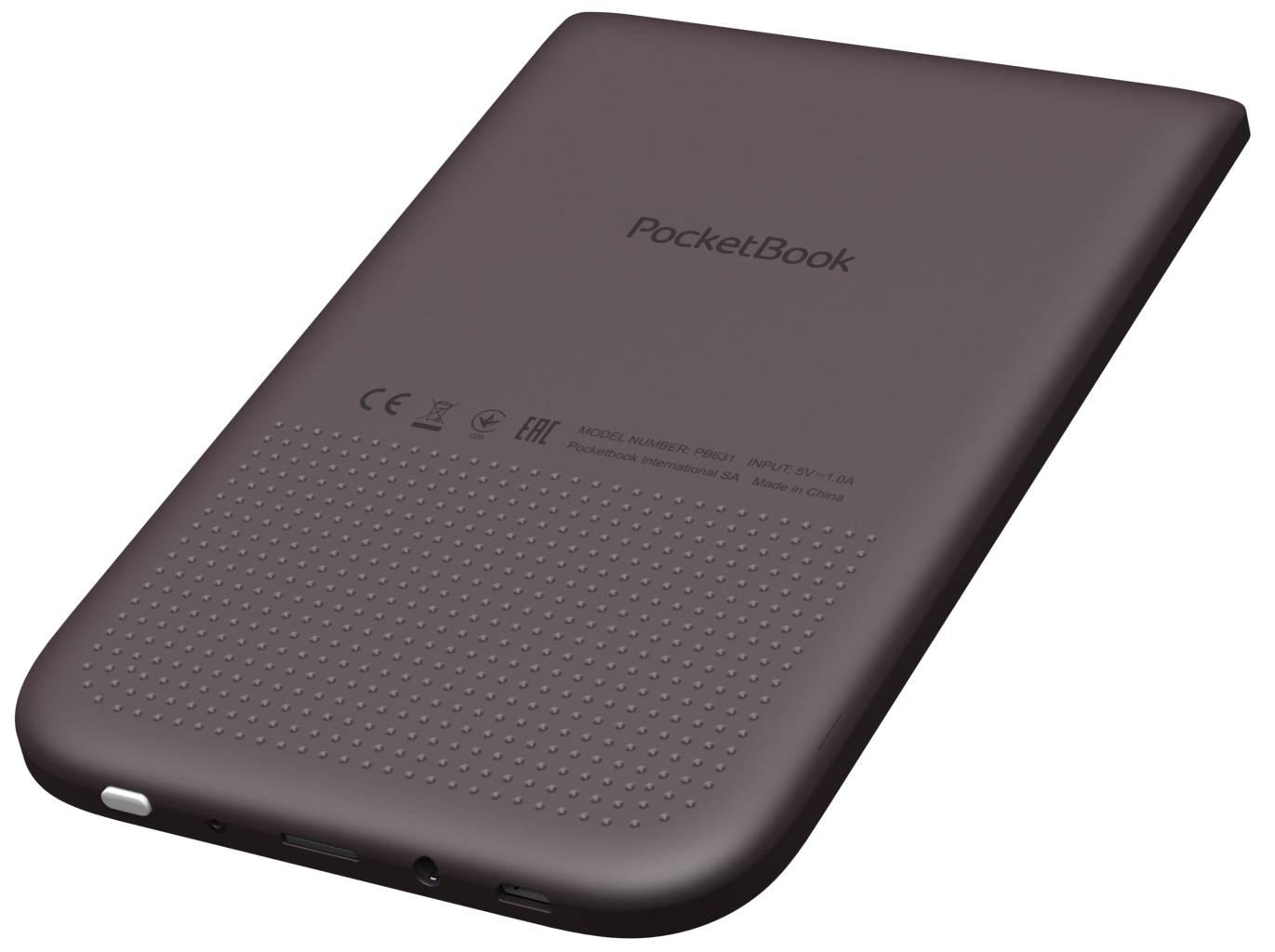 Tył obudowy czytnika PocketBook Touch HD 2