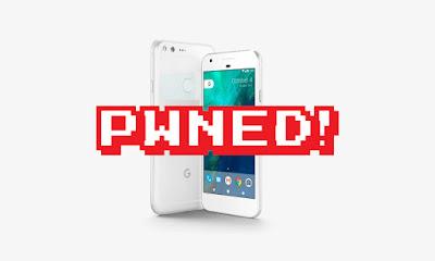 Google Pixel Digodam Penggodam China Dalam Masa Kurang Dari 60 Saat