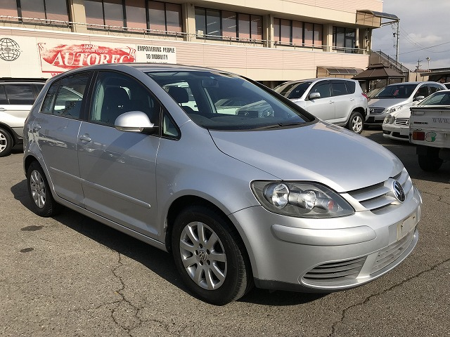 2007 VolksWagen Golf Plus GLI RHD
