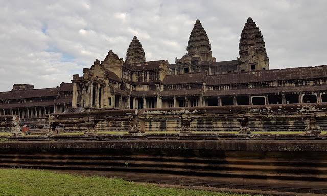 Cambodia SiemReap Angkor Wat Temples