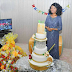 Photos from Bishop Oyedepo's wife birthday celebration