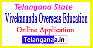 Vivekananda Overseas Education Scheme Online Application
