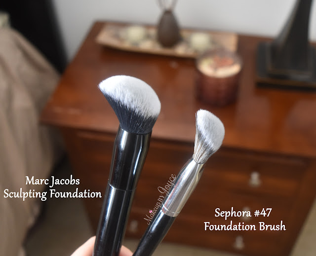 Sephora Collection Pro Foundation #47 Brush Review