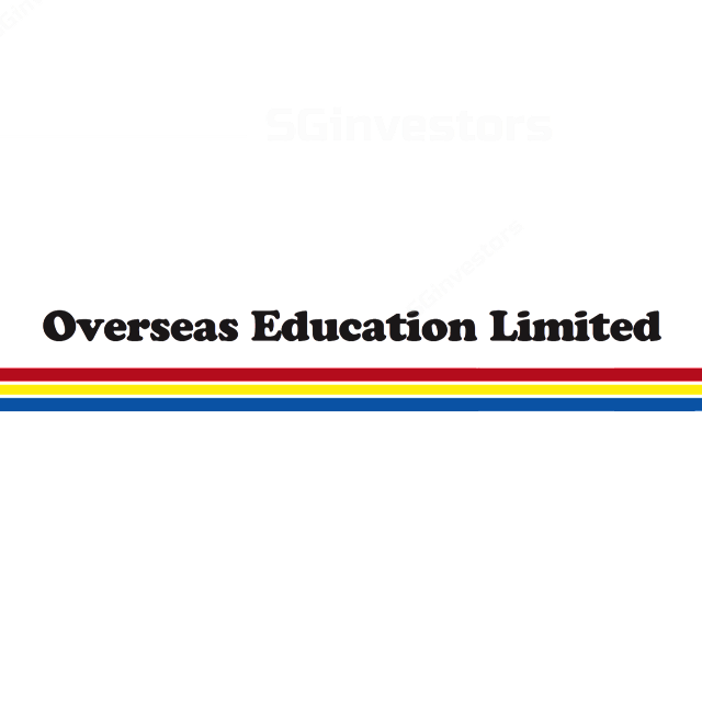 OVERSEAS EDUCATION LIMITED (RQ1.SI) @ SG investors.io