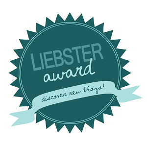 Candidato al Liebster blog Award!