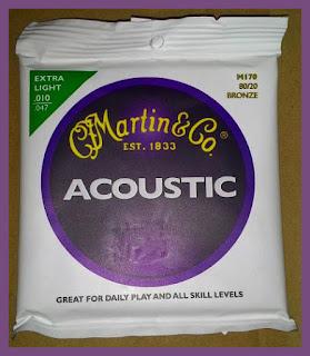 Senar Gitar Martin