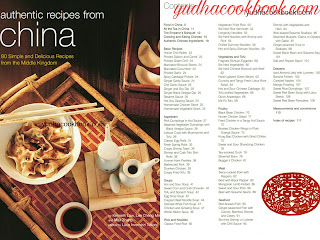 AUTHENTIC RECIPES FROM CHINA - 80 SIMPLE AND DELICIOUS RECIPES FROM THE MIDDLE KINGDOM