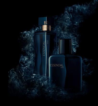Deo Parfum Essencial Oud