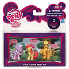 My Little Pony Class of Cutie Marks Set Apple Bloom Blind Bag Pony