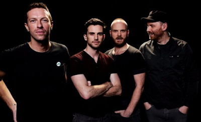 """Lirik Lagu Coldplay - Something Just Like This"""