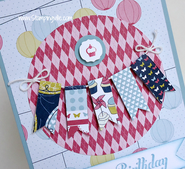 A Banner Birthday + World Card Making Day Contest