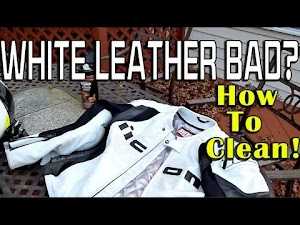 3 Steps to Clean Your Leather Motorcycle Jacket