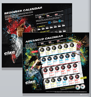 Cize calendar