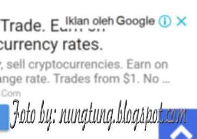 Iklan Oleh Google by: https://nungtung.blogspot.com