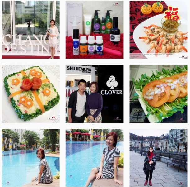 luxury haven lifestyle blog instagram followers