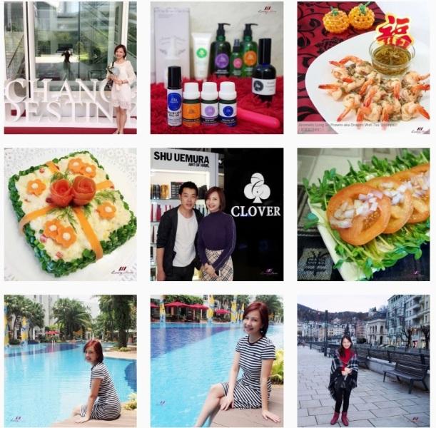 luxury haven lifestyle blog instagram followers