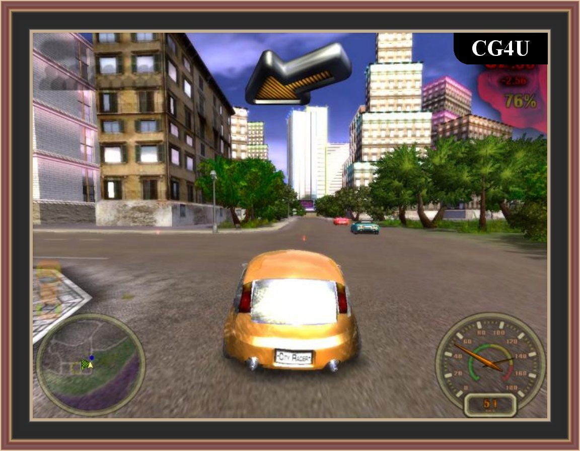 City Racer Game Free Download Full Version For PC
