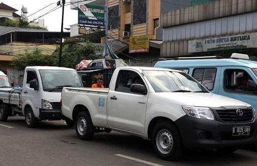 Sewa Mobil Pick Up di Cilangkap