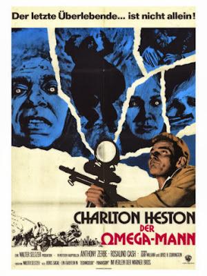 The Omega Man (1971)   Scorethefilm's Movie Blog