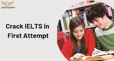Crack IELTS in First Attempt