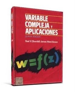 Variable Compleja y Aplicaciones, 5ta Edición – Ruel V. Churchill & James Ward Brown