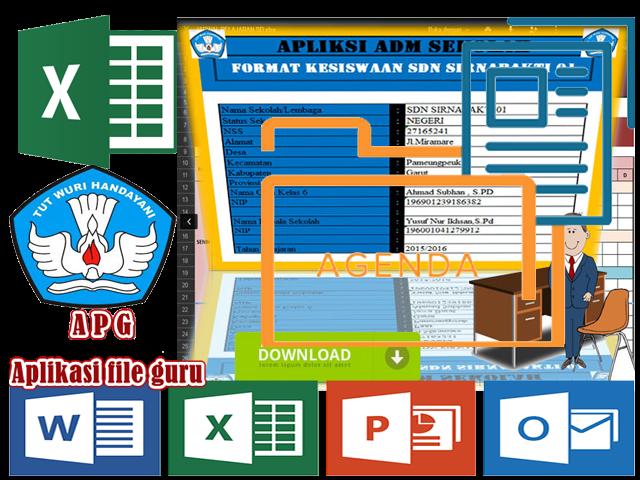 Aplikasi Administrasi  Siswa Berbasis Microsoft Excel