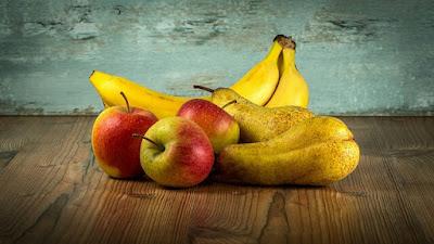 sarapan buah
