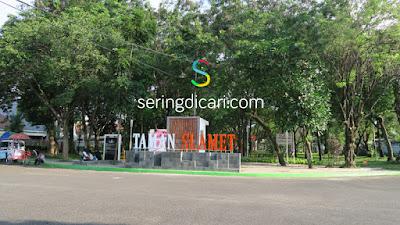 Taman Slamet Jadi Tempat Hits Malang Saat Ini
