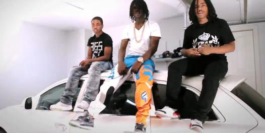 Chief Keef before he was famous in 2009 (unreleased music ...