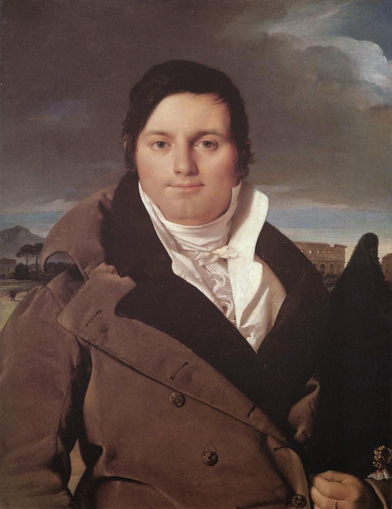 Joseph-Antoine-Moltedo - Ingres e suas principas pinturas ~ Neoclassicismo