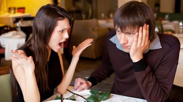 5 Tipe Pria Yang Membuat Wanita Menderita