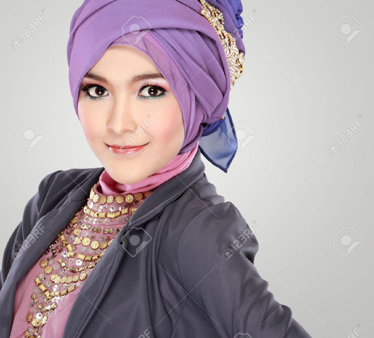 Model Hijab Fashion Terbaru 2017