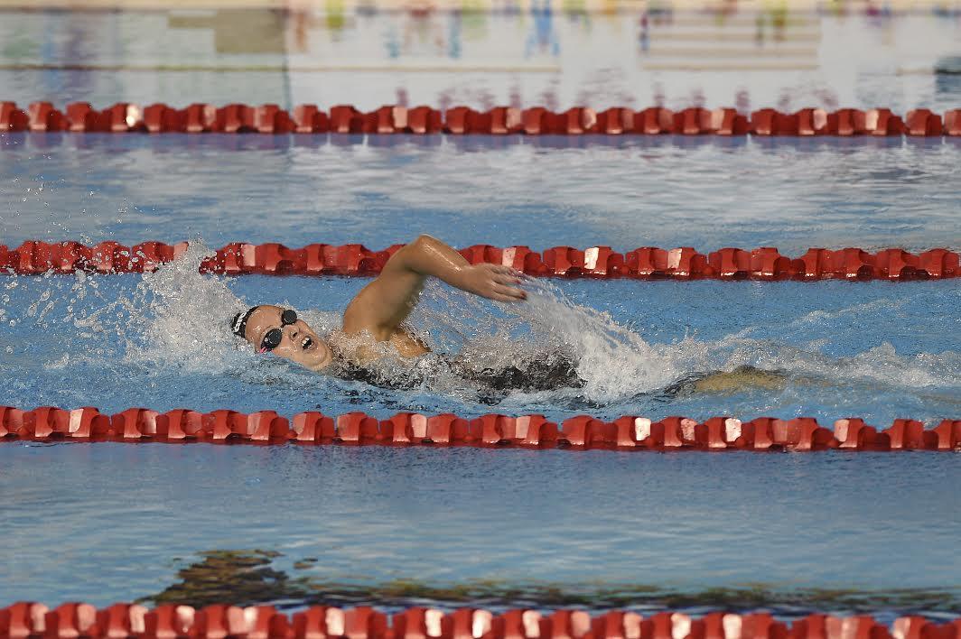 Köbrich se llevó el bronce de los 800 metros libres en el Pro Swim Series de Santa Clara