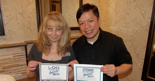 Maids Head Hotel Norwich Retains Top Platinum Grading at Loo of the Year Awards